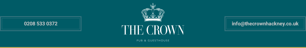 The Crown Hackney